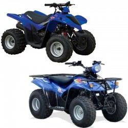 Kymco Mongoose & MXer (90, 70, 50-2T, 50-4T) - Service Manual - Wiring Diagrams - Owners Manual