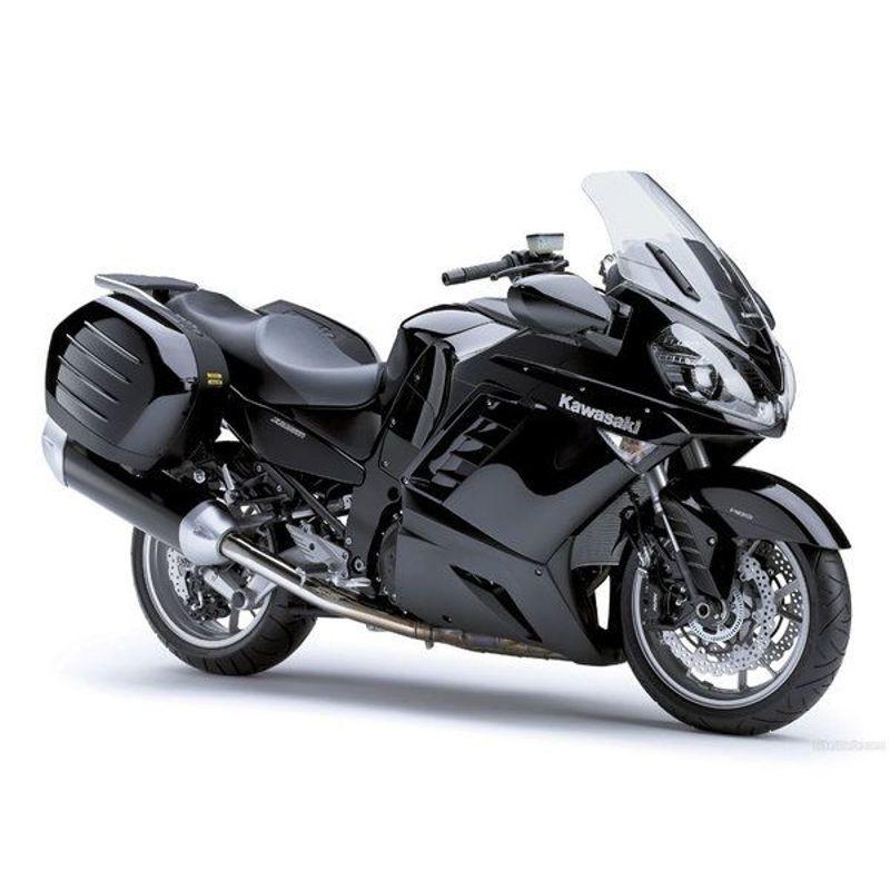 Kawasaki 1400gtr  Concours 14  Abs