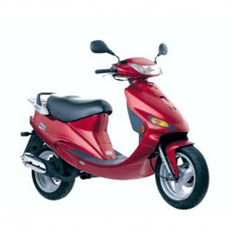 Kymco ZX 50, Scout 50 - Service Manual / Repair Manual - Wiring Diagrams - Owners Manual