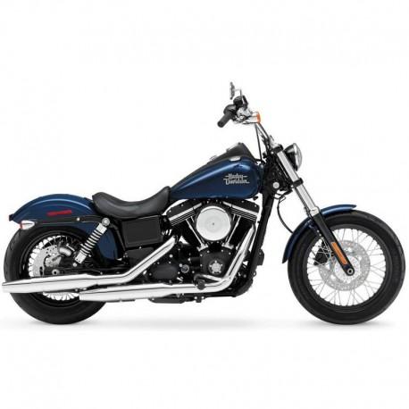 Harley Davidson Dyna Models (2013)