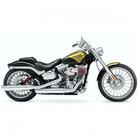 Harley Davidson FXSBSE Models (2013) - Service Manual Supplement - Wiring Diagrams