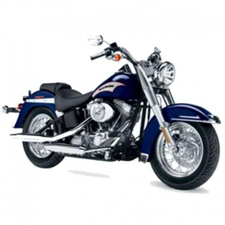 Harley Davidson Softail Models (2000-2005) - Service Manual / Repair Manual - Wiring Diagrams
