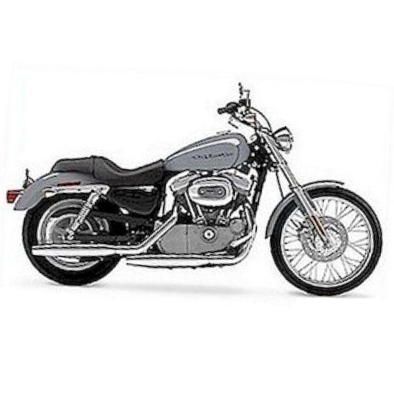 Harley Davidson Sportster Models 2004 2006 Service Manual Repair Manual Wiring Diagrams