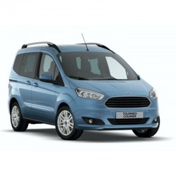 Ford Tourneo Courier / Transit Courier (2014-2020) - Service Manual - Wiring Diagrams -Owners Manual