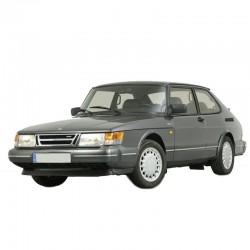 Saab 900 (1979-1992) - Service Manual / Repair Manual - Wiring Diagrams