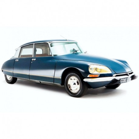 Citroen DS (D Series All Types) Service Manual