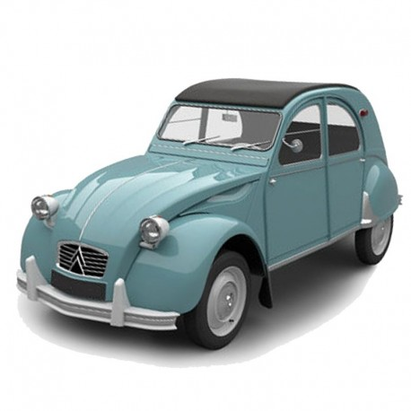 Citroën 2CV (despiece-parts catalogue)