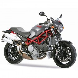 Ducati Monster S4R - Service, Repair Manual - Manuale di Officina, Riparazione