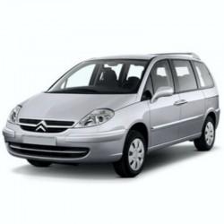 Citroën C8 (2002) - Manuel de Reparation / Atelier - Schemas de Cablage Electrique