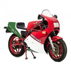 Ducati 750 F1 Montjuich - Service Manual - Reparation - Werkstatthandbuch - Manuale di Servizio