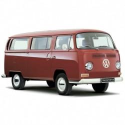 Volkswagen Utilitaires (Type 2) - Manuel de Reparation / Atelier - Schemas de Cablage Electrique
