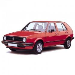 Volkswagen Golf 2 - Manuel de Reparation / Atelier - Schemas de Cablage Electrique