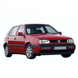 Volkswagen Golf 3 - Manuel de Reparation / Atelier - Schemas de Cablage Electrique