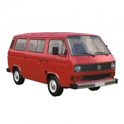 Volkswagen Transporter T3, Vanagon (1967-1993) - Service Manual - Wiring Diagram - Parts Catalogue