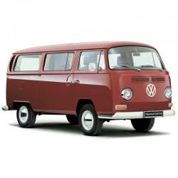 Volkswagen Transporter T2 - Manuel de Reparation / Atelier - Schemas de Cablage Electrique