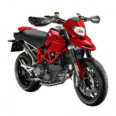 Ducati Hypermotard 1100 - Service Manual, Manuale Officina, Manuel de Reparation, Reparaturanleitung