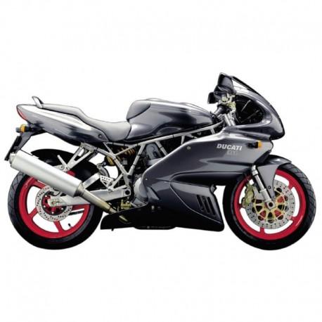 Ducati 1000 DS - Service, Repair Manual - Manuale di Officina, Riparazione