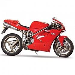 Ducati 748 - Service Manual - Reparation - Werkstatthandbuch - Manuale di Servizio - Taller