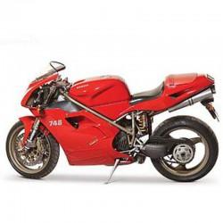 Ducati 748, 748S - Service, Repair Manual - Manuale di Officina, Riparazione