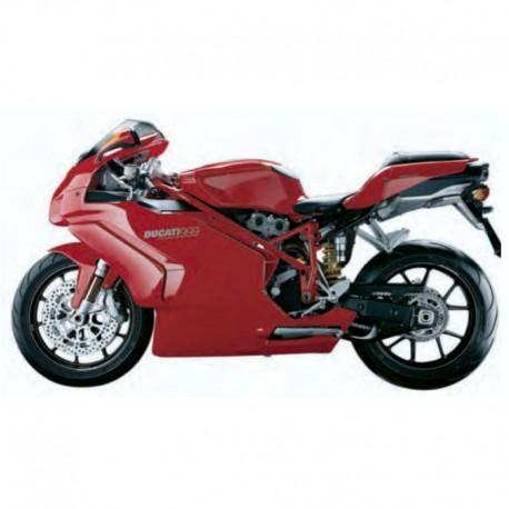 Ducati 999, 999S - Service, Repair Manual - Manuale di Officina, Riparazione