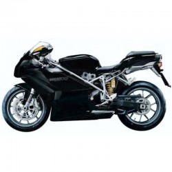 Ducati 749, 749 Dark, 749S - Service, Repair Manual - Manuale di Officina, Riparazione