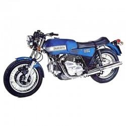Ducati 860 GT, GTS - Service, Repair Manual - Manuale di Officina, Riparazione