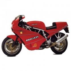 Ducati 400SS Junior - Service Manual / Repair Manual