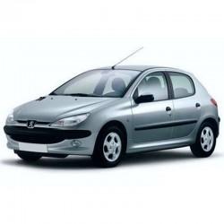 Peugeot 206 Service Manual - Manual de Taller - Manuel de Reparation - Manuale di Officina - Reparaturanleitung