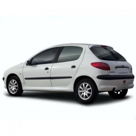 Peugeot 205 - Spanish Spare Parts Catalogue - Catalogo de Piezas de Recambio