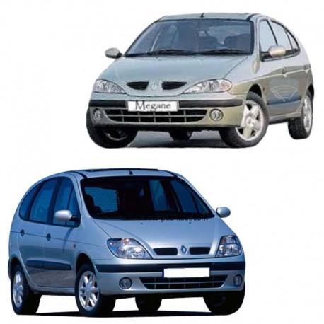Renault Megane, Scenic (1995-2002) - Manual de Taller - Service Manual - Manuel Reparation
