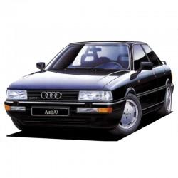 Audi 90 - Manuel de Reparation / Atelier - Schemas de Cablage Electrique