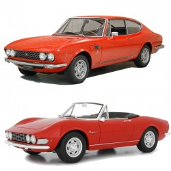 Fiat Dino (Roadster & Coupe) - Service Manual / Workshop Manual