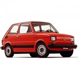 Fiat 126 - Manuel de Reparation / Atelier - Schemas de Cablage Electrique