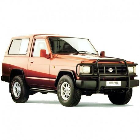 Nissan Patrol & Patrol GR - Manuale di Officina / Manuale di Riparazione - Schemi Elettrici