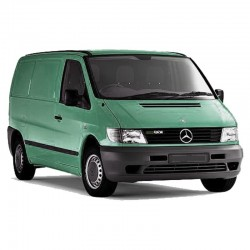 Mercedes Benz Vito (W638) - Reparaturanleitung / Werkstatthandbuch - Elektrische Schaltpläne