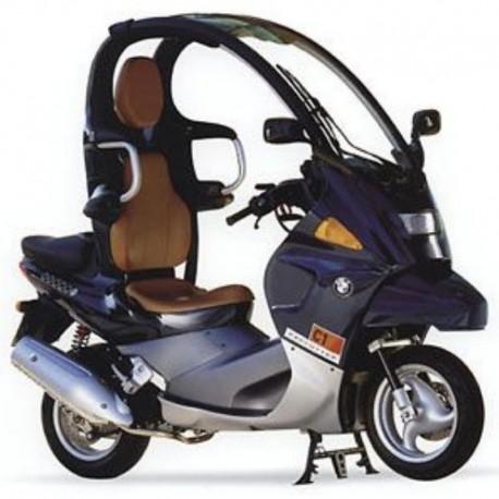 BMW C1 - Rider Manual / Owners Manual