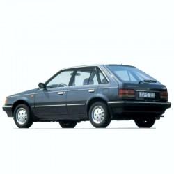 Mazda 323 (BF Series) - Service Manual / Repair Manual - Wiring Diagrams
