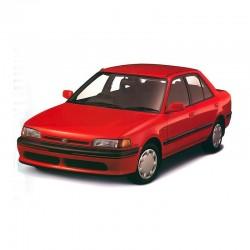 Mazda 323 (BG Series) - Service Manual / Repair Manual - Wiring Diagrams