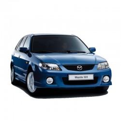 Mazda 323 (BJ Series) - Service Manual / Repair Manual - Wiring Diagrams
