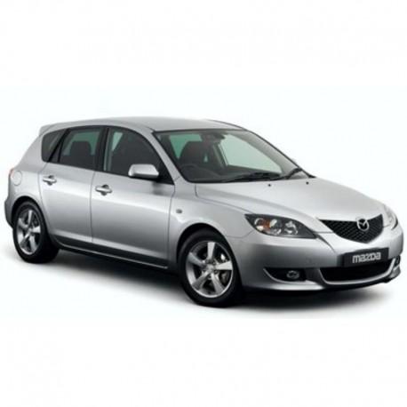 Mazda 3 - Service Manual - Manuel de Reparation - Manual de Taller