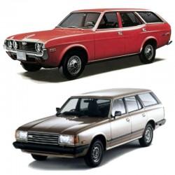 Mazda 929 (1973-1981) - Service Manual / Repair Manual - Wiring Diagrams