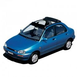 Mazda 121 - Service Manual / Repair Manual - Wiring Diagrams