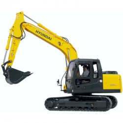 Hyundai Crawler Excavator R130LC-3 - Service Manual / Repair Manual - Wiring Diagrams