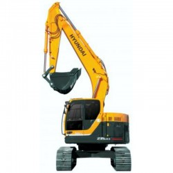 Hyundai Crawler Excavator R145CR-9 - Service Manual - Operators Manual - Wiring Diagrams