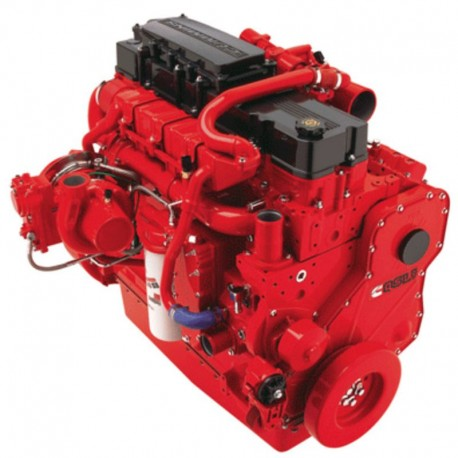 Cummins QSC8.3 Engine - Service Manual / Repair Manual