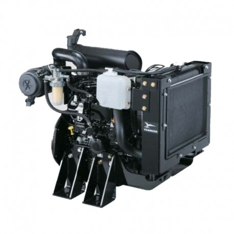 Yanmar 3TNV88, 3TNV88B, 3TNV88U Engine - Service Manual / Repair Manual