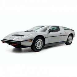 Maserati Bora - Use and Maintenance - Spare Parts Catalog