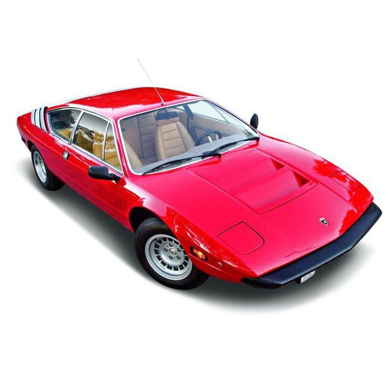 Lamborghini Urraco - Workshop Manual