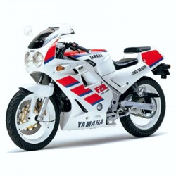 Yamaha FZR600 (W-D) - Service Manual / Repair Manual - Wiring Diagrams