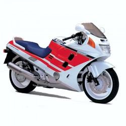Honda CBR1000F - Service Manual / Repair Manual - Wiring Diagrams - Parts Catalogue